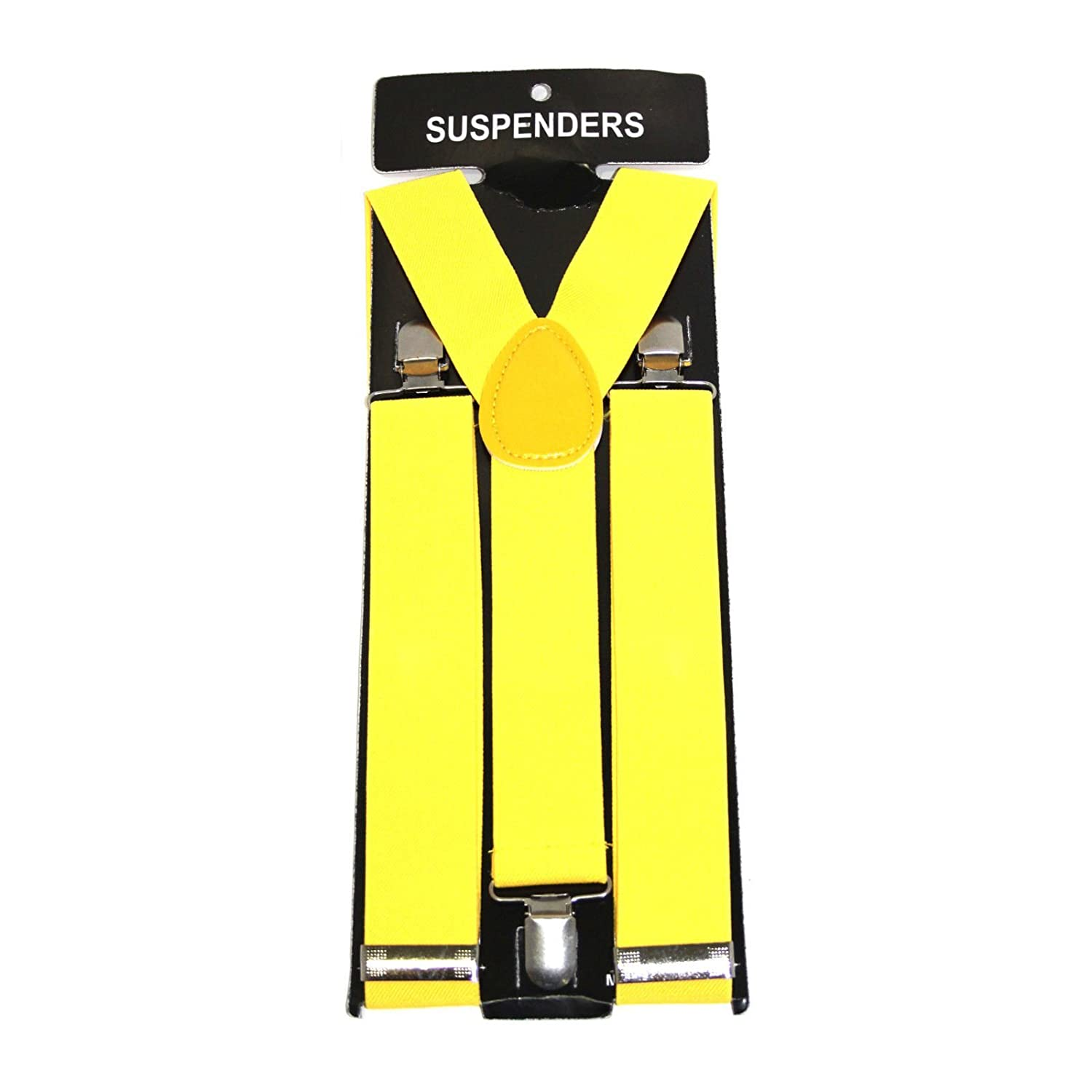 Kids Thin 1 Elasticated Suspenders//Braces Variety of Colours