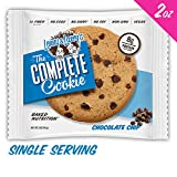 Lenny & Larry's The Complete Cookie, Chocolate Chip, 2-Ounce Cookies (Pack of 12)