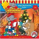 CD Benjamin Blümchen 74 - singt Weihnachtslieder