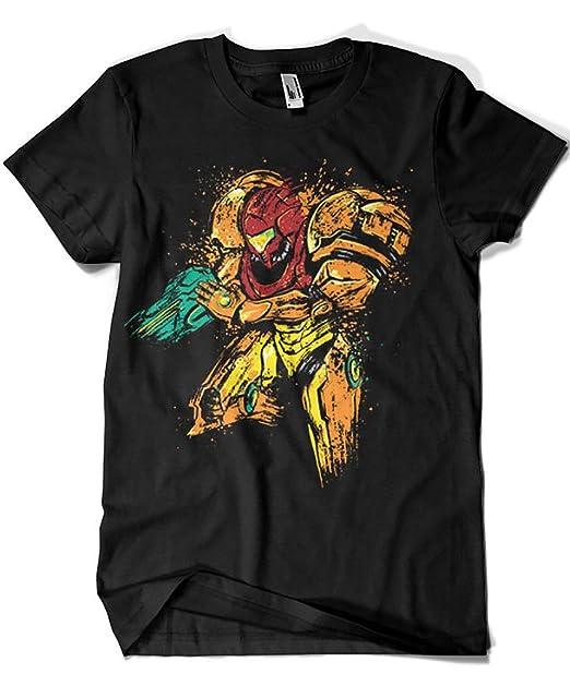 Camisetas La Colmena 4538-Camiseta Premium, Starry Hunter (Ddjvigo)