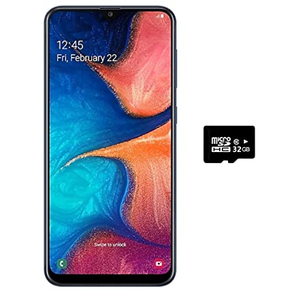 Amazon.com: Samsung Galaxy A20 32GB A205G/DS 6.4
