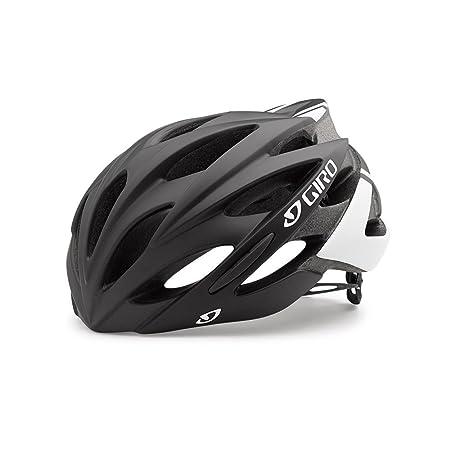 Giro Savant MIPS Road Cycling Helmet Matte Black White Small 51-55 cm