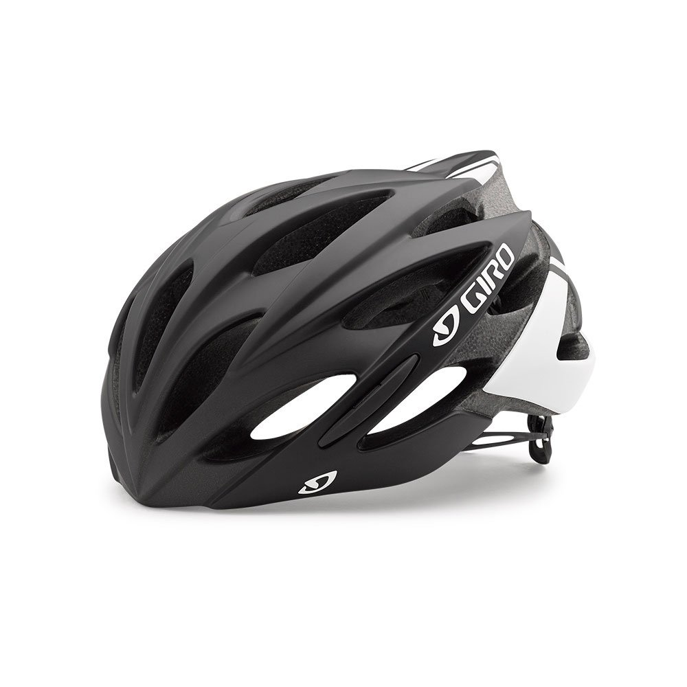 Giro Savant MIPS Helmet, Black/White, Large (59-63 cm)