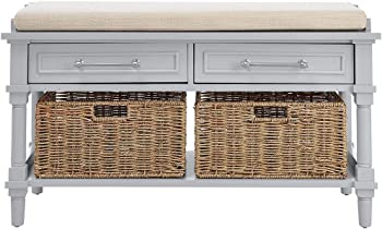 Home Decorators Collection Aberdeen Storage Bench