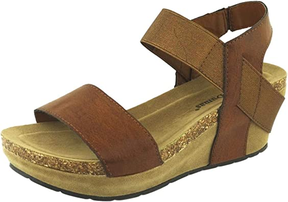 Details about  /Pierre Dumas Women/'s Wedge Platform Sandals  22295