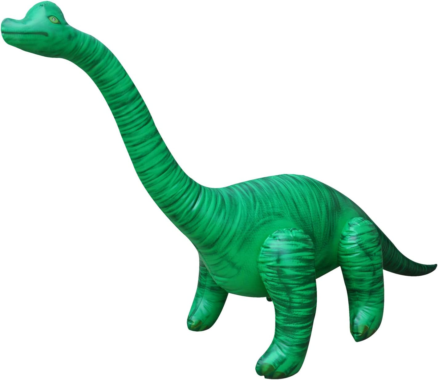 Jet Creations Inflatable Brachiosaurus Dinosaur, 48 inch Long-Great for Pool, Party Decoration, Birthday for Kids and Adults DI-BRAC4