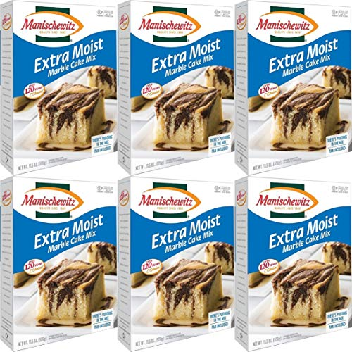 Manischewitz Extra Moist Marble Cake Mix KFP 11.5 Oz. Pack Of 6. by Manischewitz (Image #2)