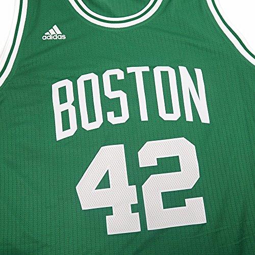 8b1ac7c50 ... amazon lovely al horford boston celtics nba adidas men green official  climacool road swingman jersey 331fa