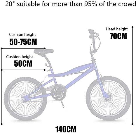 WJSW Bicicletas de montaña Bicicletas voladoras livianas Aleación de Freno de Disco de Cuadro más Fuerte, Negro: Amazon.es: Deportes y aire libre