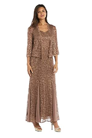 Image result for R&M Richards Long Mother of The Bride Formal Dress