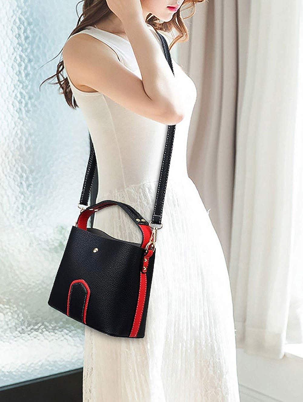 Zhao Liang Women Shoulder Bags Handbags Totes PU Leather Purses Satchels Top-Handle