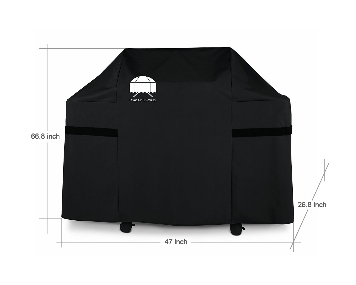 Texas Grill Covers 7554 | 7108 Premium Cover for Weber Grills by Texas Grill Covers