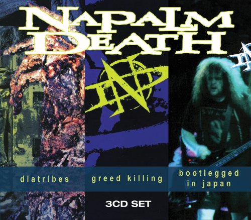 Napalm Death - Bootlegged in Japan - Zortam Music