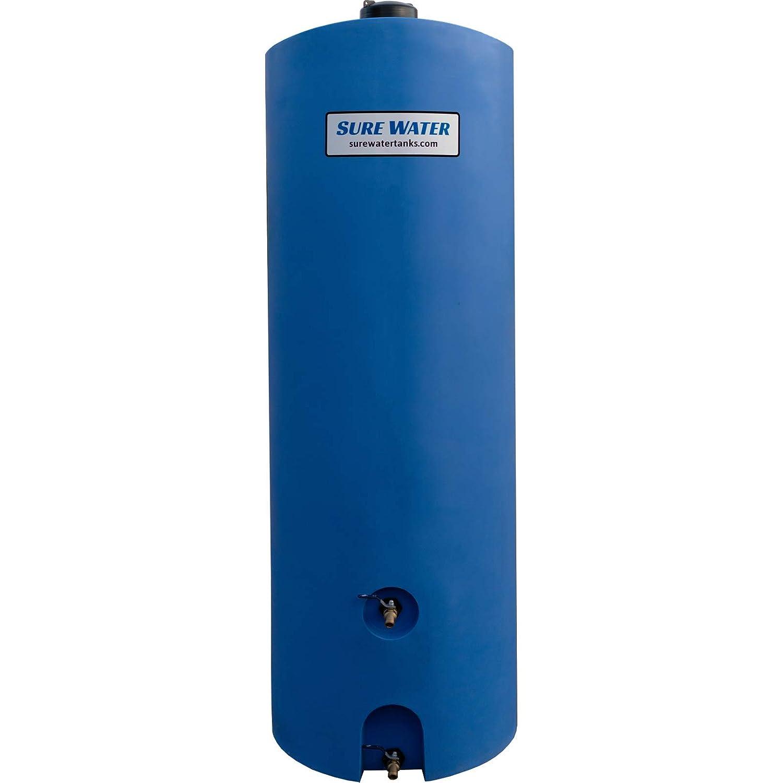 260 Gallon Emergency Water Storage Tank - Undersink Water Filtration ...