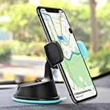 Venganza Mobile Car Mount Holder Stand for Windscreen, Dashboard & Table Desk with Ultimate Reusable Suction Cup.