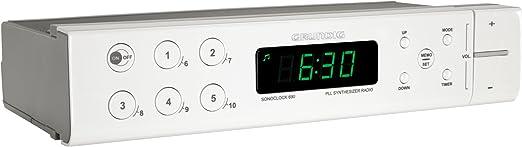 Radio Encastrable Pour Cuisine Grundig Sonoclock 690