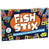 Peaceable Kingdom Award Winning Fish Stix - The Kids' Game Where Every Fish Counts