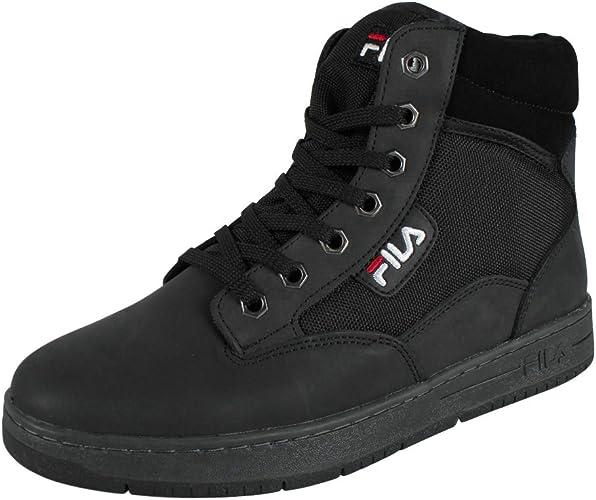 Fila Herren Stiefel Knox Mid Boot schwarz: : Schuhe
