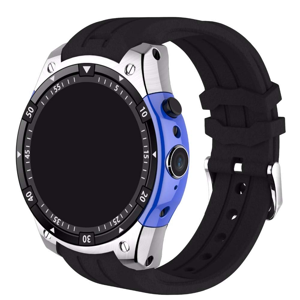 Reloj Inteligente Bluetooth X100 Android 5.1 MTK6580 3G WiFi GPS ...