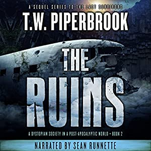 The Ruins, Book 2 Audiobook