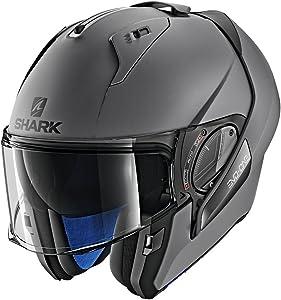 SHARK Helmets EVO-ONE 2 Blank Matte Modular Helmet