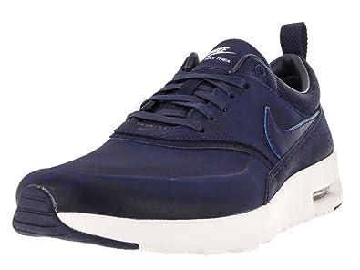 Nike Damen Air Max Thea Fitnessschuhe, Blau: Amazon.de: Schuhe ...
