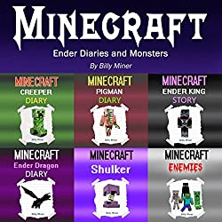 Minecraft: Ender Diaries and Monsters