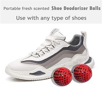 Sufuny Shoe Deodorizer Balls Sneaker