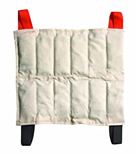 """ReliefPak Moist Heat Pack to ease Aches and Pains from arthritis, back pain, muscle strains, stiff neck, sprains, stiff joints, bruises, general soreness and spasms.Standard Size - 10"""" x 12"""""""