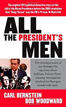 All the President's Men 0446818348 Book Cover