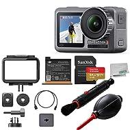 DJI Osmo Action 4K HDR Waterproof Camera Essentials Bundle