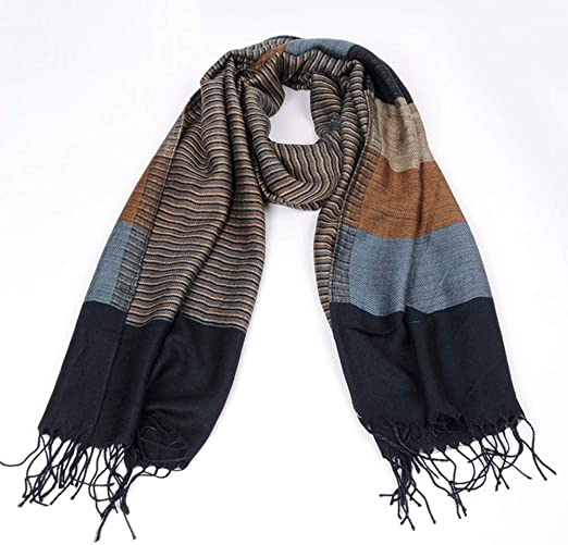 Fashion Scarf for Men Men Scarves Double Sided Fashion Mans Scarf