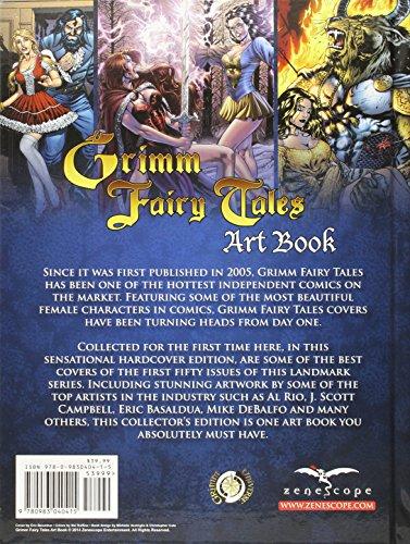 Grimm Fairy Tales Art Book
