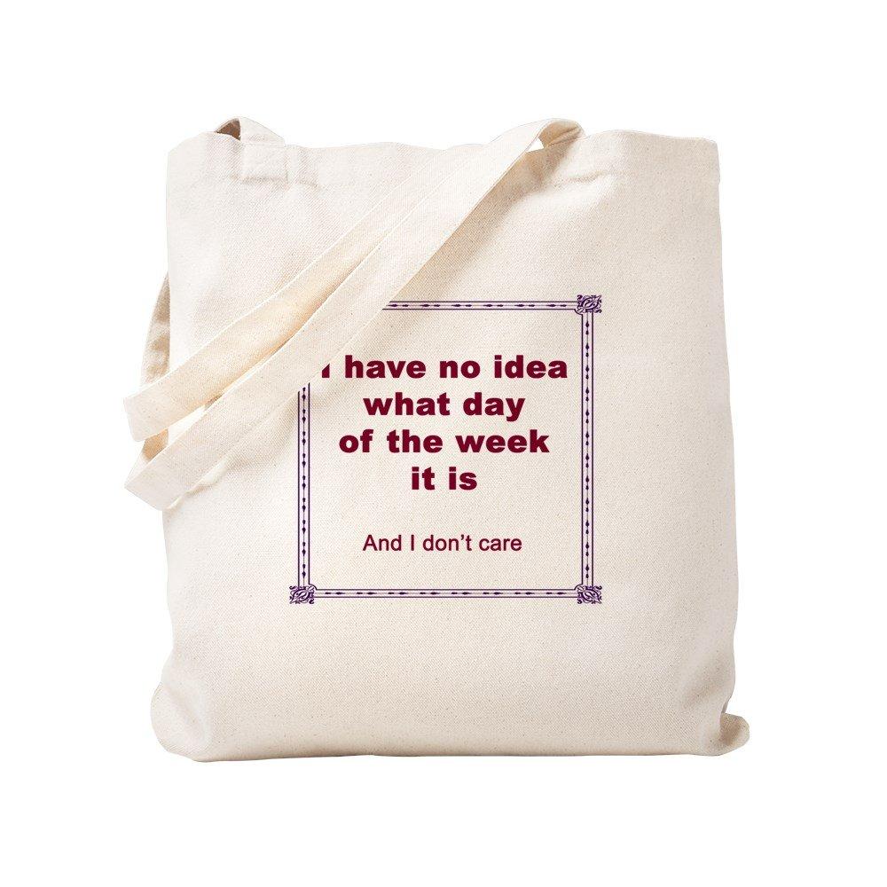 CafePress – 何日It Is – ナチュラルキャンバストートバッグ、布ショッピングバッグ S ベージュ 1046928305DECC2 B0773Q794X S