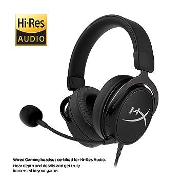 Hyperx Cloud Mix Casque De Jeu Filaire Bluetooth Amazonfr