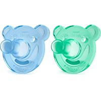 Philips Avent Soothie - Pack de 2 Chupetes