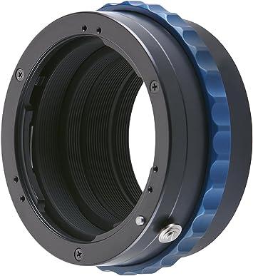 Novoflex Objektiv Adapter Mit Blende Für Elektronik