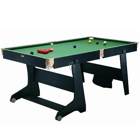 FS-6 TT FP-5B + Riley 5-Mesa de billar y mesa de Ping Pong con ...