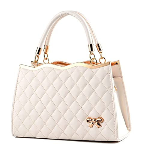 051f691b2210 Alidier New Brand and High Quality Fashion Casual Tote Shoulder Handbag  with Metal Decoration for Women