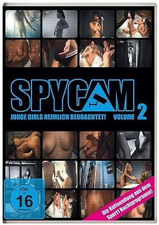 Spy Cam - Junge Girls heimlich beobachtet Vol.2
