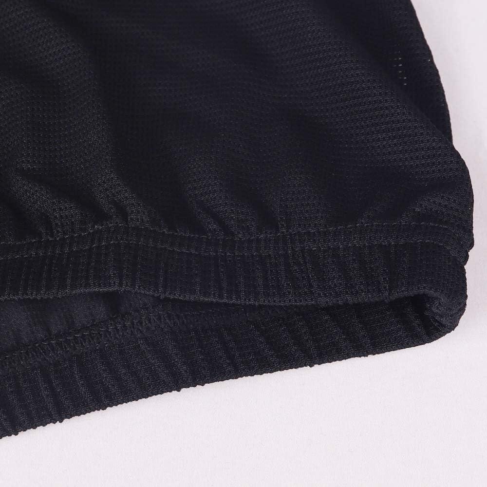 Hombres Extremo Malla Pantalones Cortos con Grande Divisi/ón Lados Ropa Interior B/óxers Bragas Slips