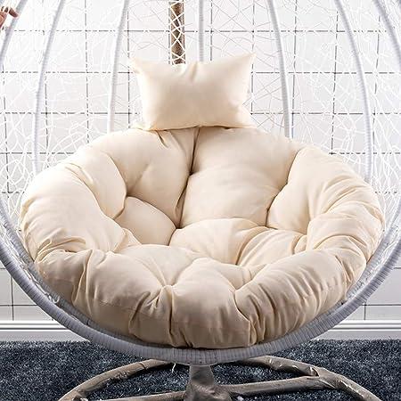 GGYDD Appeso Uovo Amaca Chair Cushions,Swing Nido Cuscini