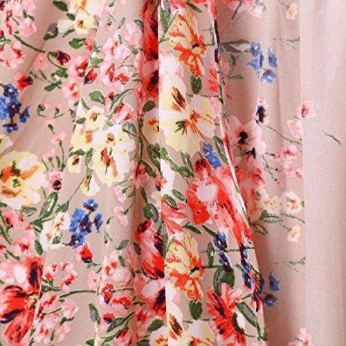 Amlaiworld Donna Cardigan top,Scialle di chiffon Cardigan Top Kimono Copricostume Blusa