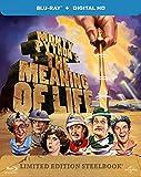 Monty Python's The Meaning Of Life - Zavvi Steelbook Blu-ray Movie