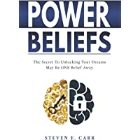 Image for POWER BELIEFS: The Secret To Unlocking Your Dreams May Be ONE Belief Away