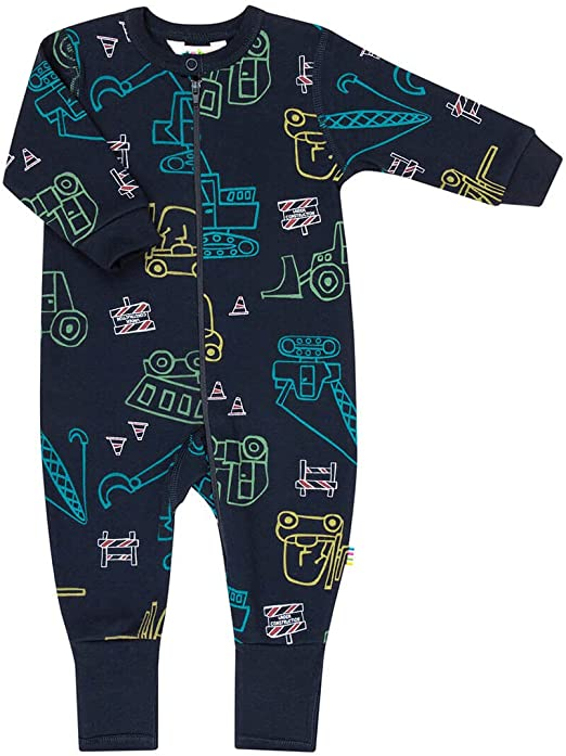 JOHA - Niño pijama bebé Pelele EDIFICIO SITE con Motivos de ...