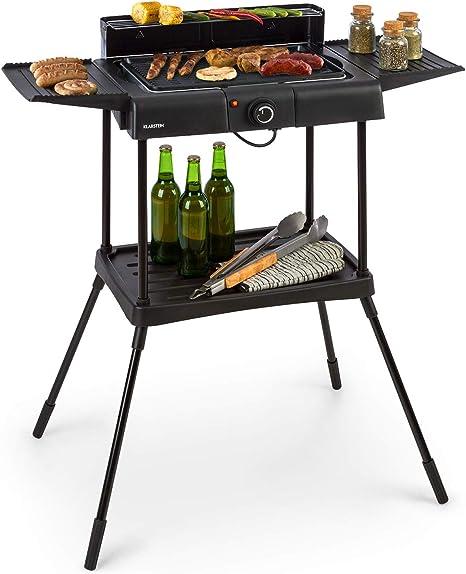 Oneconcept dr. Beef ii grill de table électrique barbecue