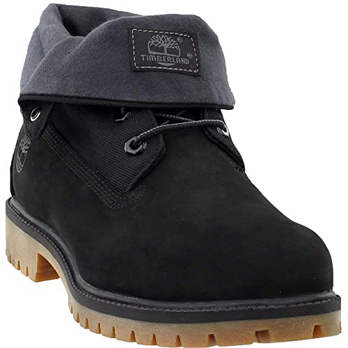 28e35cae684 Timberland Men's Icon Collection Single Roll-top Ankle Boot