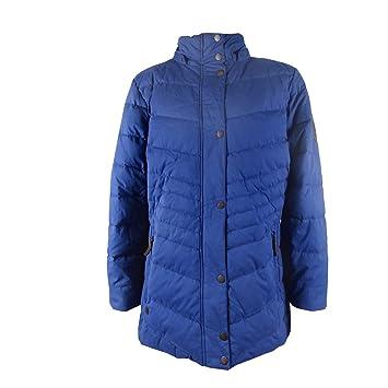 Blusa de mujer chaqueta de manga larga Azul Marino Lojah, mujer, color Azul - azul marino, tamaño 40 [DE 38]: Amazon.es: Deportes y aire libre