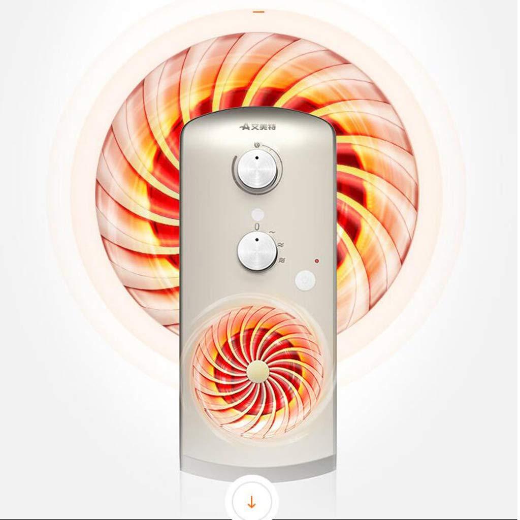 GJM Shop Calentador De Radiador De Aceite Control De Temperatura Inteligente Twin Engine Fast Heat Sobrecalentar & Protección contra Volcaduras Calentador ...